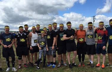 Aggregate Industries team go the distance in 100-km charity challenge