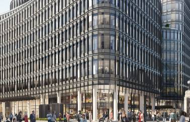 Lytag takes 100 Liverpool Street refurbishment to new heights