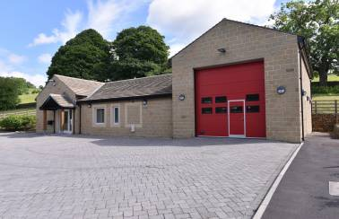 Summerbridge Fire Station, North Yorkshire