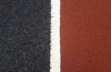 Surfacing The Town Red: Aggregate Industries supplies red asphalt to Sheffield cycle lane