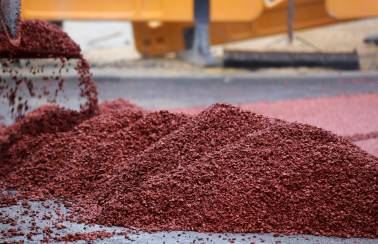 Better colour demarcation key to making Britain's roads safer, says Aggregate Industries