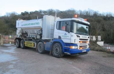 Aggregate Industries scores a full strike with new high early strength concrete