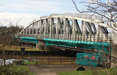 Aggregate Industries lightens the load for Acton Swing Bridge