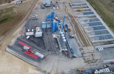 Aggregate Industries invests £3.5m in new asphalt plant for  England's largest road improvement project