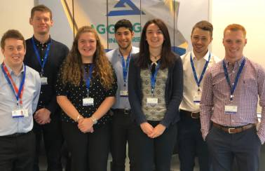 Aggregate Industries continues to invest in the next generation, as it launches 2018 graduate scheme