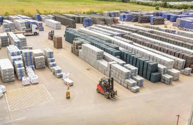 Aggregate Industries changes logistics model for concrete products business