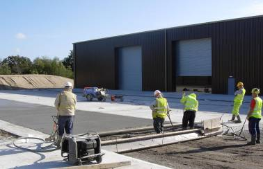 Highpave is a range of fibre reinforced pavement grade ready mixed concretes