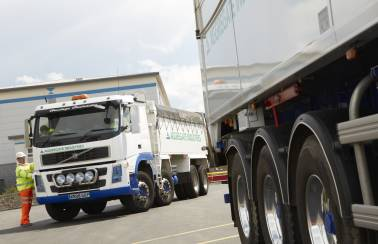 Aggregate Industries launches new safe driving rewards programme for its hauliers