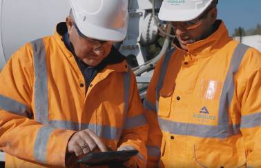 Aggregate Industries achieves ISO 44001 certification