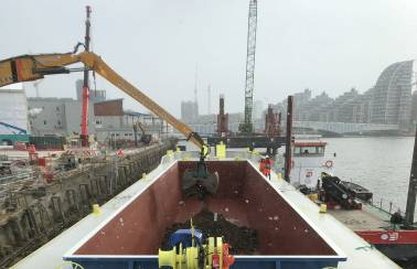 Bennett's Barges welcome new vessels to the Thames