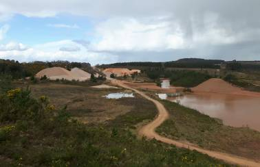 Aggregate Industries highly commended for restoration efforts  at Blackhill Quarry
