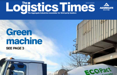 Latest issue of the Logistics times