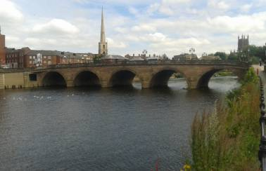 Worcester bridge