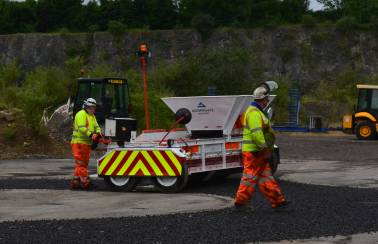 Aggregate Industries feeling chipper after technology innovation