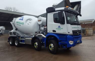A Concrete Commitment from Aggregate Industries