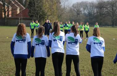 Aggregate Industries' Concrete Rugby Initiative Delivered to 2,000 Leicestershire Youngsters