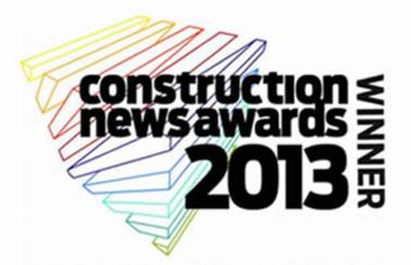 Shortlisted in four CN Award's categories