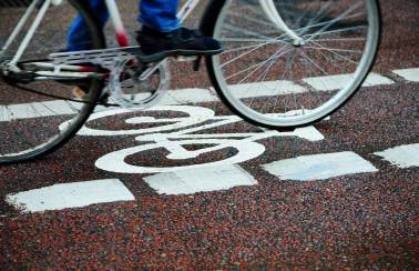 Aggregate Industries states: cycling safety issue needs to be fast-tracked