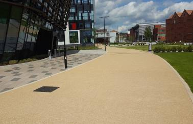 De Montfort University enrols Aggregate Industries for first class work