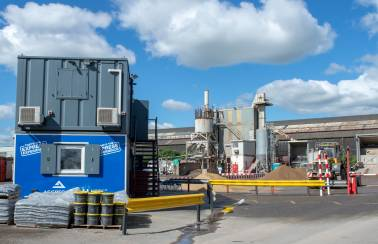 Aggregate Industries opens new Doncaster sampling lab in SuperColour® expansion