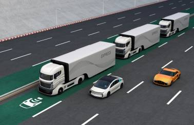 Aggregate Industries states driverless trucks could help drive sector forward