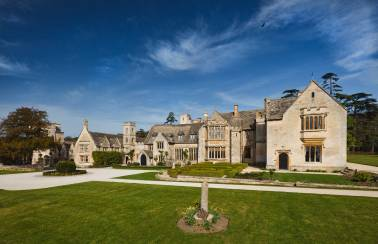 Ellenborough park hotel