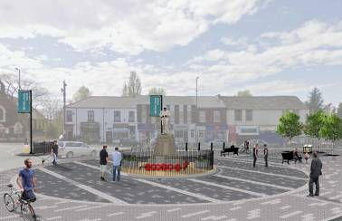 Charcon win contract to supply Redcar & Cleveland Council for Eston Town square regeneration