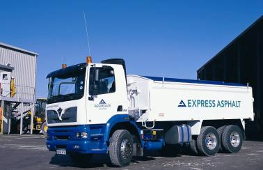 Online and on time – Express Collect App to revolutionise Asphalt supplies
