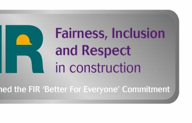 Aggregate Industries commits to promoting a culture of fairness, inclusion and respect
