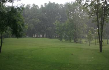 Effective drainage is key to protecting golf courses from the 'threat of extreme weather'