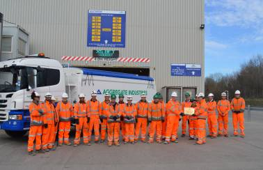 Heathrow Asphalt celebrates one million tonnes