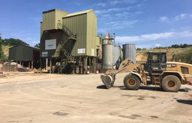 Aggregate Industries rolls out SuperColour® at Hertford plant in major expansion