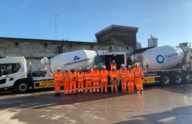 Aggregate Industries and Tarmac bring the industry together to talk road safety