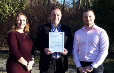 Lafarge Cement secures respected ISO50001 energy management certification