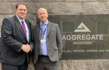 Further strengthening the team – Aggregate Industries Bolsters Major Projects Team with Additional Director Appointment