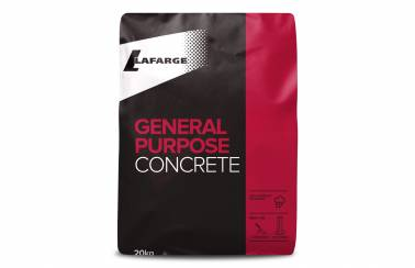 Lafarge Concrete Mix bag