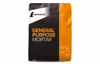 Lafarge Mortar Mix bag