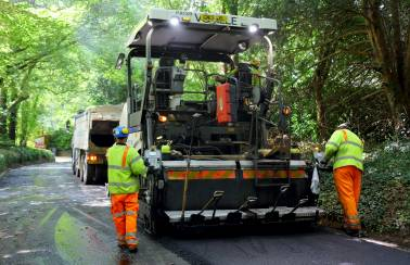 Aggregate Industries backs calls for low carbon road surfacing