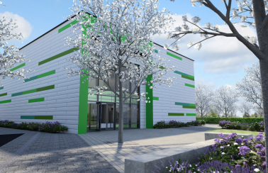 Charcon helps deliver the vision for Suffolk's newest school