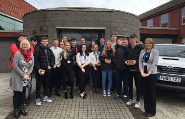 Aggregate Industries nurtures future talent during its National Apprenticeship Week