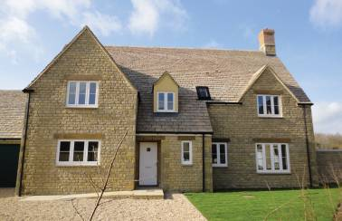 Oakham, housing project