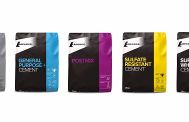 Aggregate Industries introduces Postmix to its Lafarge Cement range