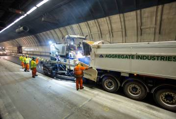 'Idle Non-Tipping Trailers Can Help Combat Supply Shortages', Aggregate Industries Advises Industry