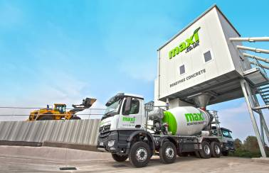 Aggregate Industries expands operational footprint in Leicestershire via acquisition of Maxi Readymix Concrete Limited