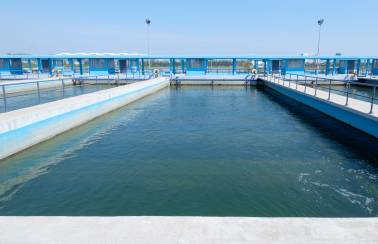 Garside Sands makes waves with Slowfill range at Thames Water