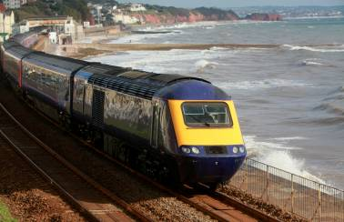Dawlish Rail Repairs