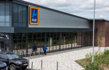 Hard landscaping to help shape positive visitor experience at Snowhill Retail Park in Wakefield