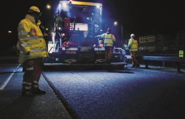 Aggregate Industries ups the tempo with low temperature asphalt