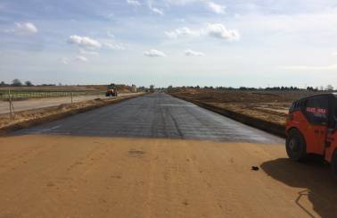 Lafarge Cement launches UK's first hydraulic road binder