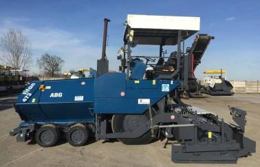 Aggregate Industries secures exclusivity on heavy duty paver